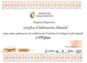 certificato hospitex